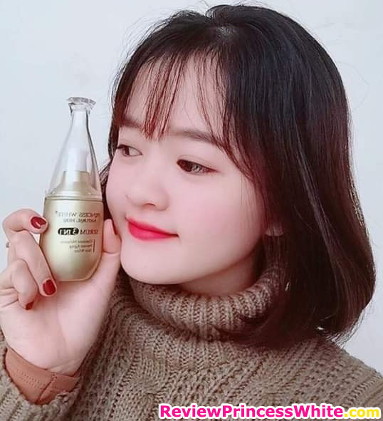 Review Serum Princess White 3IN1